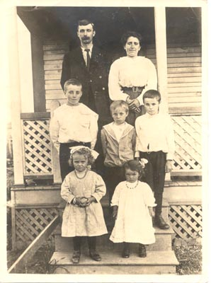 Weaver Family Photograph