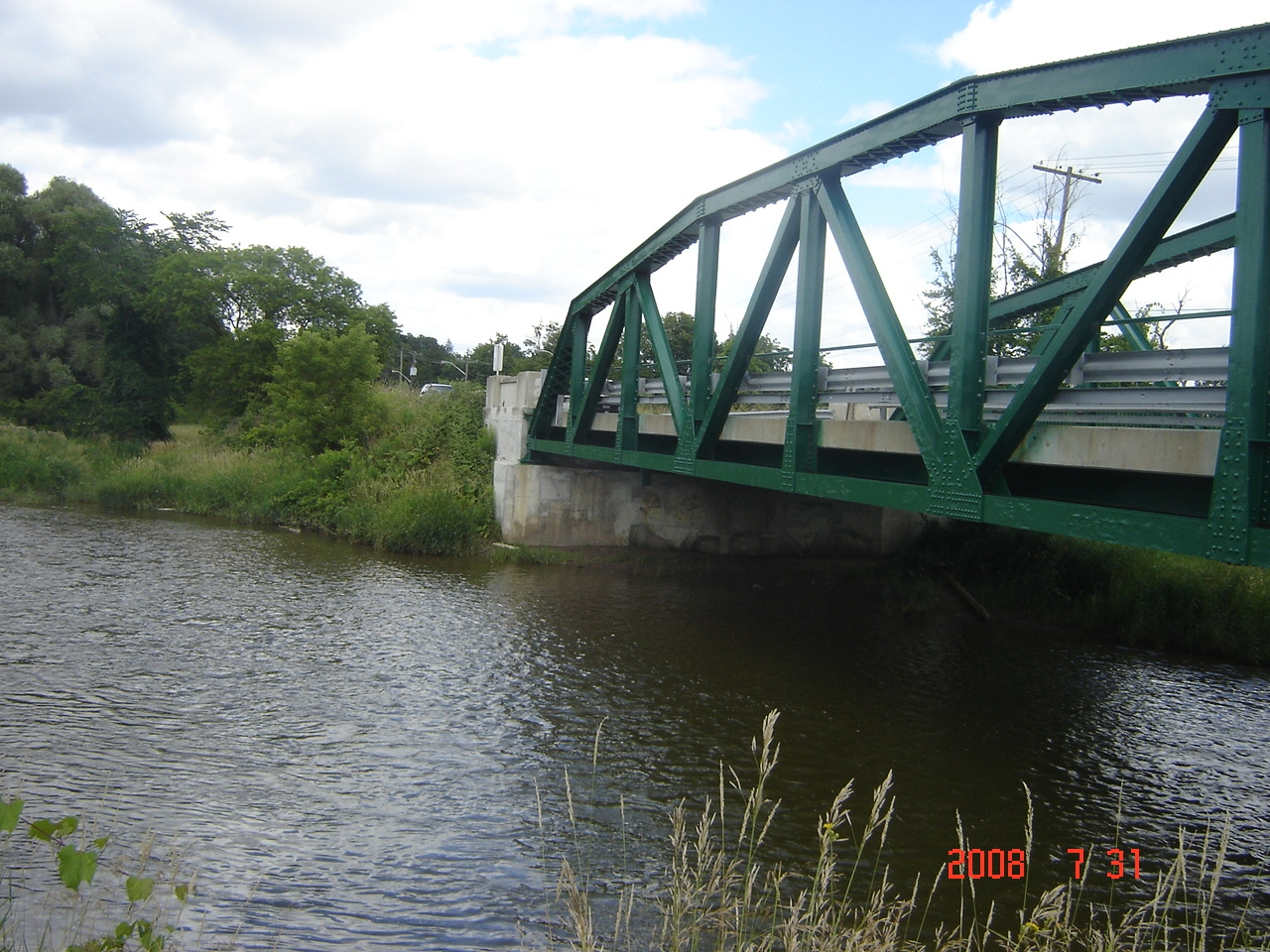 Bridge to Old Meadowvale Village
