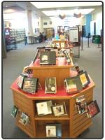 Book Display - Reader's Den