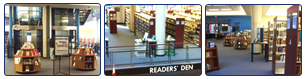 Views of Reader's Den