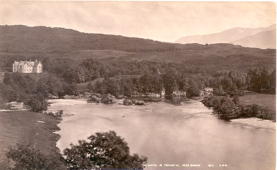 Photograph: The Lochy, At Torcastle, Near Banavie