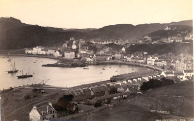 Photograph: Oban, From South