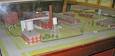 Model- St Lawrence Starch Company