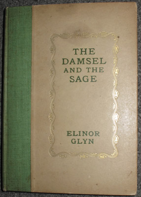 "Book - ""The Damsel and the Sage"""