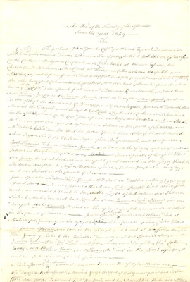 Research Note: An Acct of the Family of the Sproules Since Year 1669