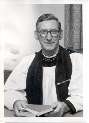 Photograph: The Ven. Archdeacon G.F. Banks