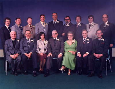Photograph- Ceremonial Inaugural Meeting of 1977-1978 City of Mississauga Council