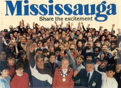 Photograph- Mississauga: Share the Excitement