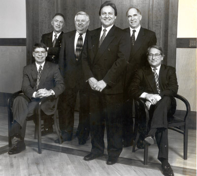 Photograph- Senior Management Team