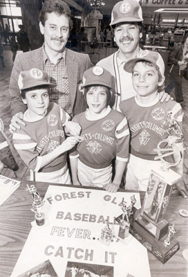 Photograph- Forest Glen Baseball
