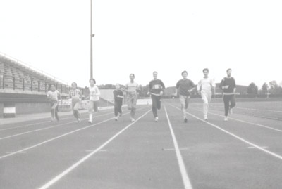 Photograph – Mississauga Track and Field Club