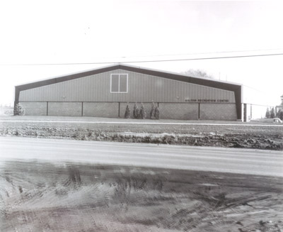 Photograph- Malton Recreation Centre