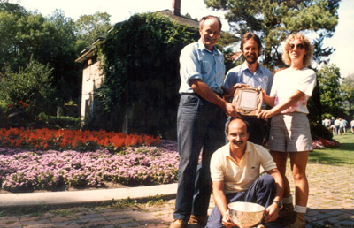Photograph- CNE Horticulture Show: winning prize