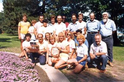 Photograph- CNE Horticulture Show: City of Mississauga employees