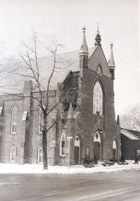 Photograph - Streetsville United Church