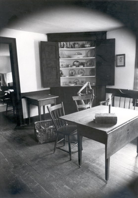 Photo of Dining Parlour in Bradley