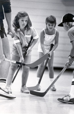 Photograph- Indoor Hockey