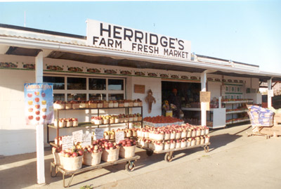 Photograph - Herridge's Farm Fresh Market