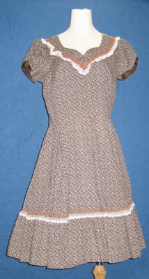 Square Dancing Dress