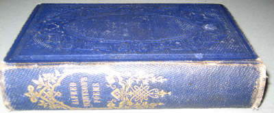 "Book - ""The Poetical Works of Alfred Tennyson"""