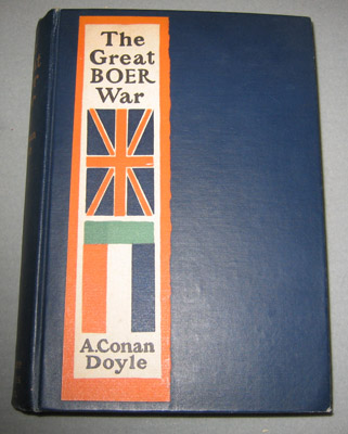 "Book - ""The Great Boer War"""