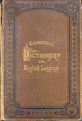 Book: Chambers's English Dictionary