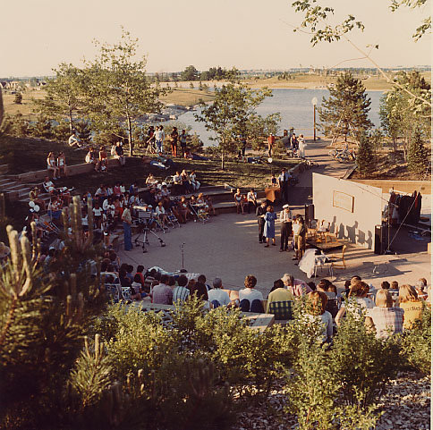 Outdoor Theatre, Lake Aquitaine