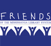 Friends of the Mississauga Library System logo