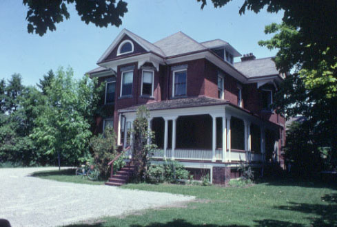 John Gray House / St. Lawrence Starch House, Port Credit