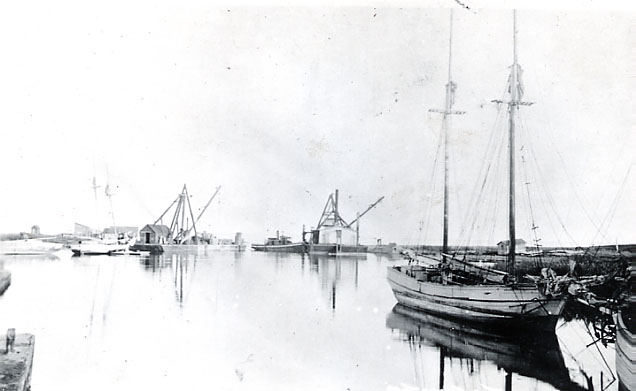 Port Credit Harbour