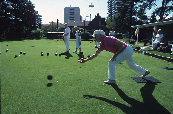 Port Credit Lawn Bowling Club