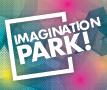 Colourful image with Imagination Park text