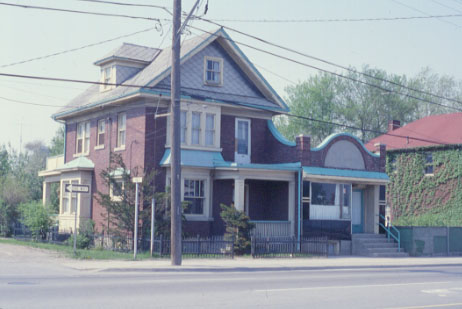 Cooksville Post Office