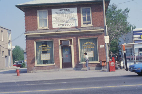 Cooksville Commercial Building