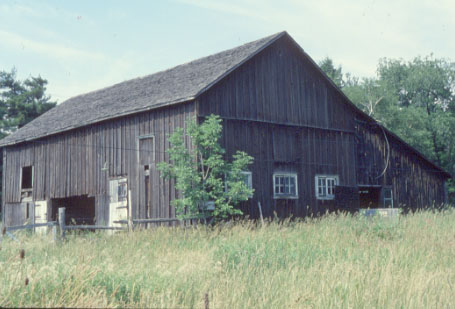 MacEwan House and Barn, Erindale