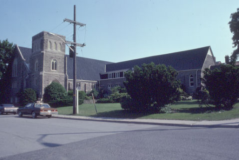 First United Church, Port Credit