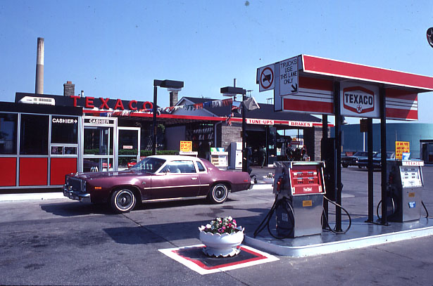 Texaco Service Station, Port Credit