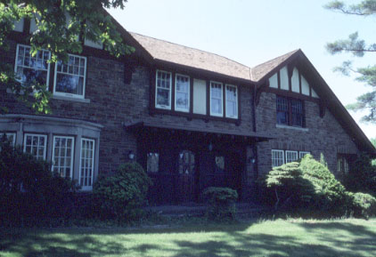 Charles Angus Estate, Port Credit