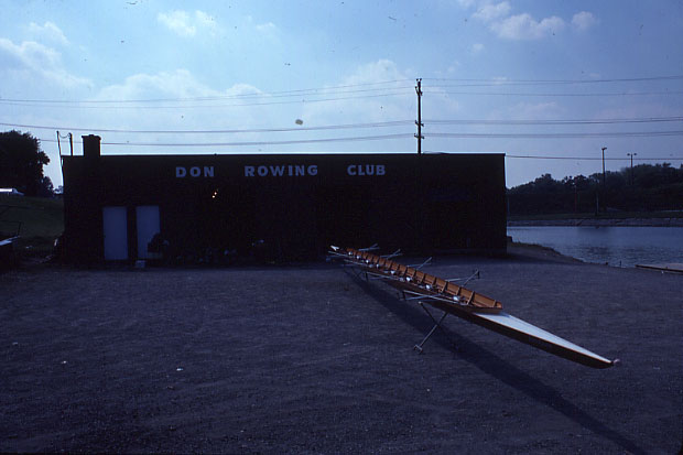 Don Rowing Club of Mississauga, Port Credit