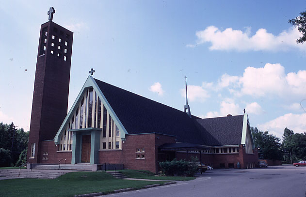 St. Dominic's Roman Catholic Church, Lakeview