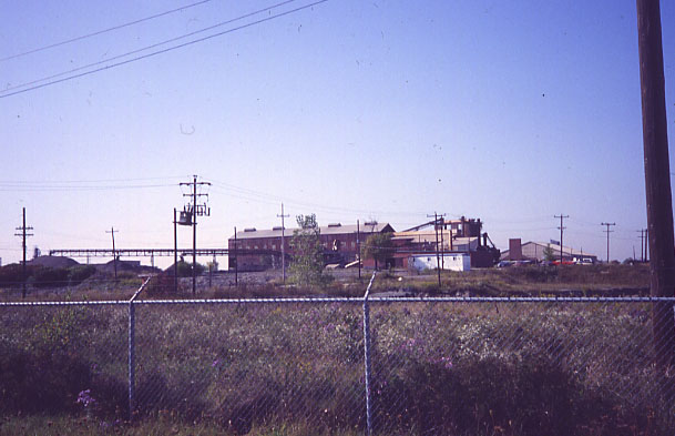 Domtar Quarry, Cooksville