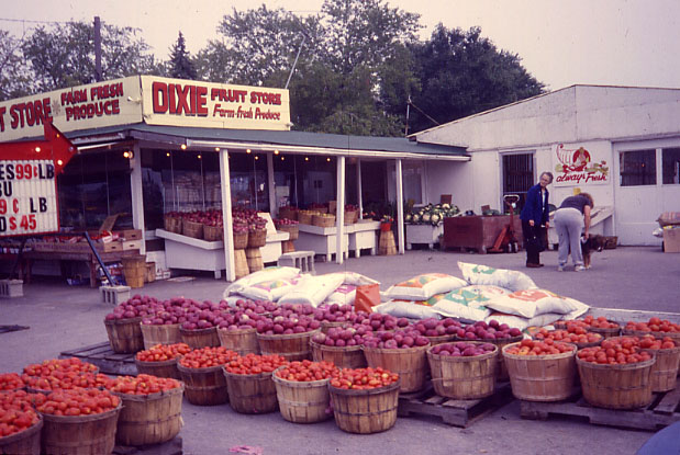 Dixie Fruit Market