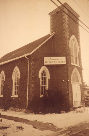 Erindale Presbyterian Church