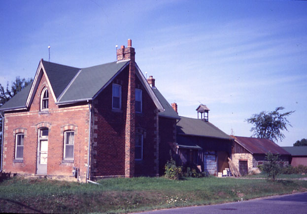 Moore-Stanfield House, Burnhamthorpe