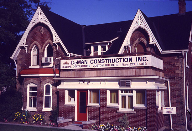 Deman Construction, Cooksville