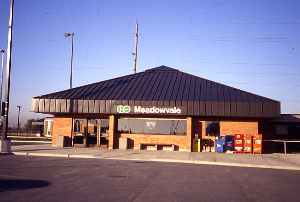 Meadowvale GO Station