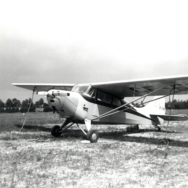 Aeronca Chief Aircraft