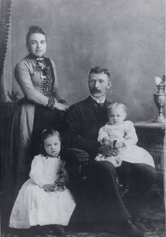 Charles S. L. and Sophia Jane Street and Family