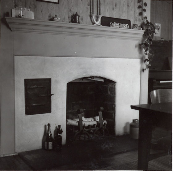 Harwood, Fireplace, Clarkson