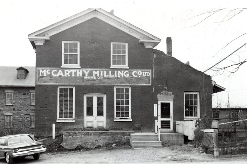 McCarthy Milling Company, Store, Streetsville